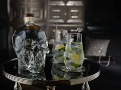 What #CrystalHead cocktail do you make for your guests?
