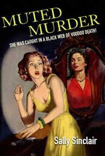 See all my book reviews at JetBlackDragonfly.blogspot.ca : Muted Murder by Sally Sinclair