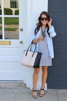 Glitter and Gingham : simple with sparkle