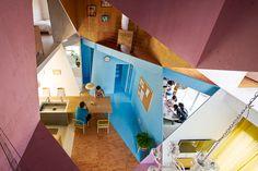 Apartment House par Kochi Architect