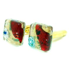 Murano Cufflinks ▷ 5.5£ | Dealsan Sterling Silver Cufflinks, Murano Glass, Cuff Bracelets, Accessories, Jewelry, Jewlery, Jewerly, Schmuck, Jewels
