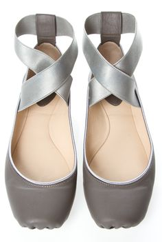 Now, that's what I call a ballet flat!
