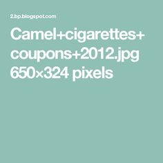 2 marlboro coupons 2 225 off 1 pack of any style marlboro camelcigarettescoupons2012g 650324 pixels fandeluxe Image collections