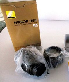 Nikon AF-S DX Zoom-Nikkor 55-200mm f/4-5.6 G ED Black #Nikon