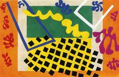 Codomas, 1943 by Henri Matisse. Abstract Expressionism. illustration
