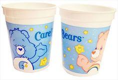 Care Bears Rainbow Reusable Keepsake Cups