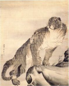 長沢 芦雪(ながさわ ろせつ、宝暦4年(1754年) - 寛政11年6月8日(1799年7月10日))は、江戸時代の絵師。円山応挙の高