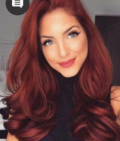 Red Copper Hair Color, Color Red, Dark Copper Hair, Deep Red Hair Color, Magenta Hair Colors, Shades Of Red Hair, Try On Hair Color, Different Red Hair Colors, Hair Colors For Fall