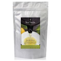 Tea Forté ONE POUND POUCH, Loose Bulk Tea - Orchid Vanilla Black Tea ** You can find more details by visiting the image link. (This is an affiliate link and I receive a commission for the sales)