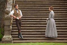 Mia Wasikowska (Jane Eyre)  Michael Fassbender (Mr. Edward Fairfax Rochester) - Jane Eyre (2011)//