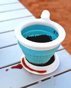 You can spot this fermented tea by its rich color earthy aroma & health benefits. #Puerh