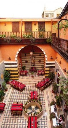Arabic House Hotel in Damascus, Syria | View Pictures of our Property