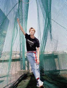 × reebok for dazed korea june issue 2018 Minho Jonghyun, Lee Taemin, Press Your Number, E Dawn, Kim Kibum, Kpop Boy, Taeyong, K Idols, Baekhyun