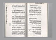 uitgave Overleg Beeldende Kunsten on Behance