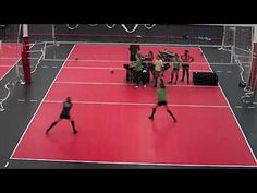 In this video you will see a series of ball control drills that Front Range volleyball club uses, especially early in the season in order to get their player. Volleyball Gifs, Volleyball Practice, Volleyball Clubs, Volleyball Training, Coaching Volleyball, Girls Softball, Volleyball Players, Beach Volleyball, Girls Basketball