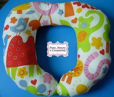 Cuscino per l'allattamento fai da te: ecco il cartamodello da scaricare!