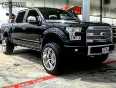 Fresh 2015 F150 5.0