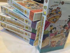 Vtg Animaniacs Volumes VHS Cassette Tapes Steven Spielberg Warner Bros 1994 in Movies, VHS Tapes Kids Cartoon Characters, Cartoon Kids, Step Kids, Step Children, Children Books, Vhs Cassette, Vhs Tapes, Vhs Player, Steven Spielberg