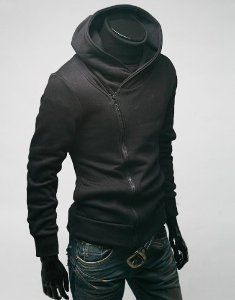 Assassin's Creed Revelations Desmond Miles Hoodie Jacket Cosplay Costume- Size L Xcoser