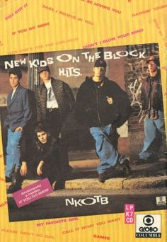 New Kids On The Block Hits (1992)