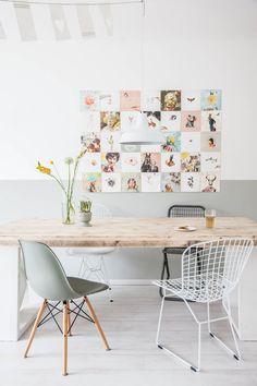 Dutch home with pastel interior Follow Gravity Home: Blog - Instagram - Pinterest - Bloglovin