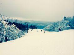 Las 5 mejores estaciones de esqui cerca de Nueva York