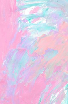 Untitled (April Acrylic on paper -Cecilie Karoline Cute Wallpaper Backgrounds, Pretty Wallpapers, Aesthetic Iphone Wallpaper, Aesthetic Wallpapers, Rainbow Wallpaper, Pastel Wallpaper, Cool Wallpaper, Watercolor Wallpaper, Pastel Background