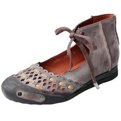 Cheap shoes women flats, Buy Quality shoe washer directly from China shoes sport women Suppliers: Spring And Summer 2017 Fashion Loafers Women Cutout Handmade Shoes Woman Genuine Leather Soft Casual Flat Shoes Women Flats Lace Up Sandals, Leather Sandals, Women's Sandals, Gladiator Sandals, Flat Dress Shoes, Flat Shoes, Homecoming Shoes, Loafers For Women, Shoes Women