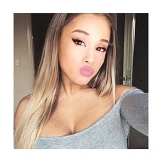 We ❤ It found on Polyvore featuring polyvore, women's fashion, clothing and ariana grande