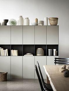 2019 Kitchen Trends, Interior Design Living Room, Shelving, Bookcase, Furniture Design, Villa, Storage, Wall Units, Home Decor
