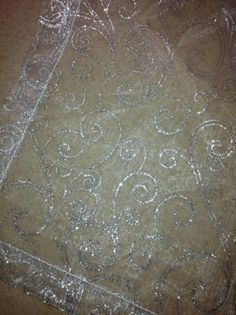 Glitter Overlays, 53% off | Recycled Bride