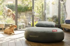 fatboy pupillow velvet www. Dutch Gardens, Comfort Design, Kartell, Bean Bag, Things That Bounce, Taupe, Products