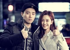 "Gary to Make a Cameo on ""Emergency Couple"" in Support for Song Ji Hyo"