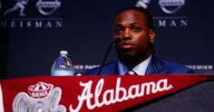"Alabama running back Derrick Henry capped a legendary regular season by winning the second Heisman Trophy in Crimson Tide history on Saturday night. ""I'm a little nervous,"" he said after taking the stage in New York. ""I don't do this everyday."" The junior (1,832 points) beat out Stanford running back Christian McCaffrey (1,539) and Clemson …"