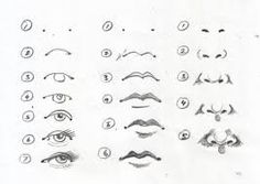 Image result for how to draw lips step by step for beginners