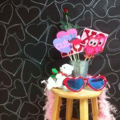 Valentine's Day Photo Booth!