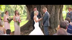 Beautiful wedding video from Shutter Life Productions