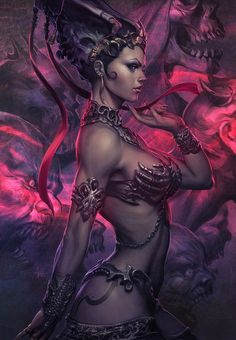 """""""Queen of the Dead"""" — new by Stanley Lau"""
