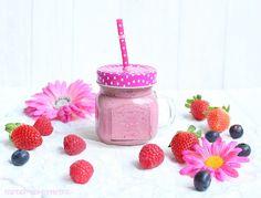 Rezepte mit Herz   ♥: Tutti - Frutti Frühstücks - Smoothie