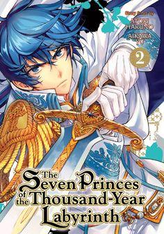 Seven Princes of the Thousand Year Labyrinth, Vol. 2 by Aikawa Yu & Atori Haruno