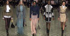 London Fashion Week, desfiles primavera-verano 2017 - http://www.bezzia.com/london-fashion-week-desfiles-primavera-verano-2017/