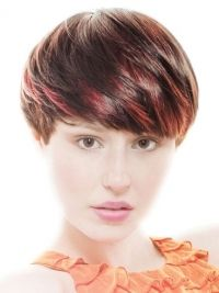Pretty Short Hair Style Ideas   HAIR MODELZ