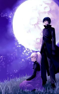 Hey and yin( darker than black