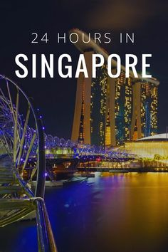 24 Hours in Singapore. Have a upcoming #transit or stop over through #Singapore - the fabulous city-state? singapore architecture photography, a singapore stop over guide, transit guide. singapore travel things to do. singapore stopover ideas. Garden By the Bay, Marina Bay Sands, Orchard Road, Singapore Botantical Garden, Merlion Park  ☆☆ Travel Guide / Ideas by #Inspiredbymaps ☆☆