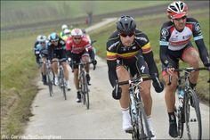 Fabian Cancellara and Tom Boonen