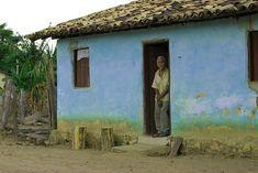 """Roça lirios do campo: """" A sua casa pode ser simples...bem humilde...mas ..."""