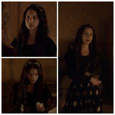 Mary's Black Dress 1x12: Royal Blood