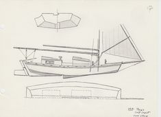 the history of Tempo Scow | Small Scow | Pinterest