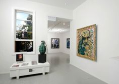 "Simon Raab Solo Exhibition ""Crushed"" at Lausberg Contemporary, Toronto, Canada www.parleau.com #simonraab #art #grenade"