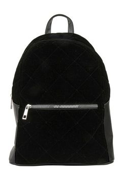 Buy Paperchase Super Future Rebel Velvet Backpack from the Next UK online shop Paperchase, Black Backpack, Next Uk, Black Velvet, Rebel, Fashion Backpack, Uk Online, Backpacks, Future